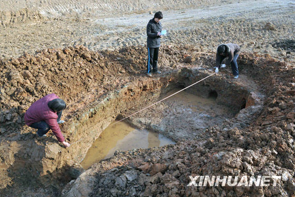 焦作 发现汉陶窑作坊群遗址 已发掘3座陶窑