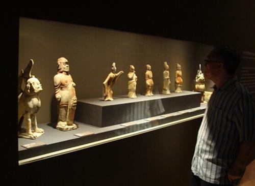 中国古代都城文物展在韩国首尔百济博物馆隆重