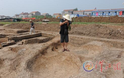 湖北襄州现周代遗址和汉代墓葬 印证古驿昔日繁华