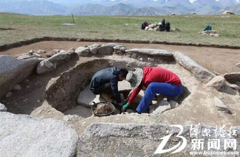 新疆温泉县阿敦乔鲁遗址2016年考古发掘工作进程过半