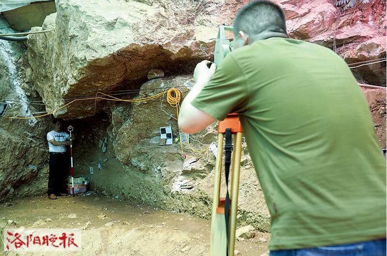 栾川县龙泉洞遗址缘何震动中国考古界?