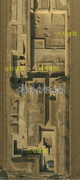 陕西西安秦汉栎阳城遗址
