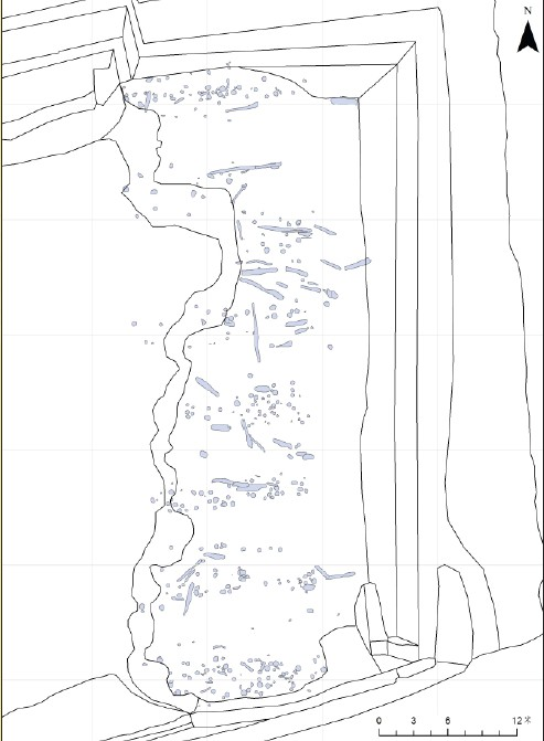 the 2013 new discovery of wei river bridge site in xi u2019an