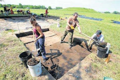 Recent excavation may reveal Cahokia Mounds inhabitants' beliefs
